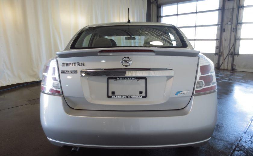 2012 Nissan Sentra 2.0 S AUTO A/C SIEGES CHAUFFANTS #5