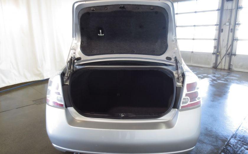 2012 Nissan Sentra 2.0 S AUTO A/C SIEGES CHAUFFANTS #26