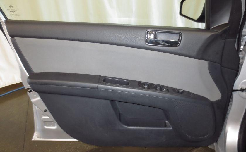 2012 Nissan Sentra 2.0 S AUTO A/C SIEGES CHAUFFANTS #10