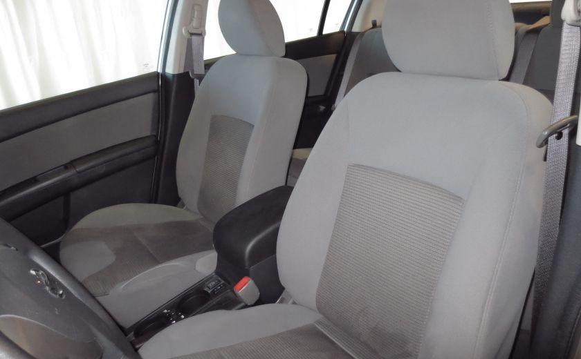 2012 Nissan Sentra 2.0 S AUTO A/C SIEGES CHAUFFANTS #9