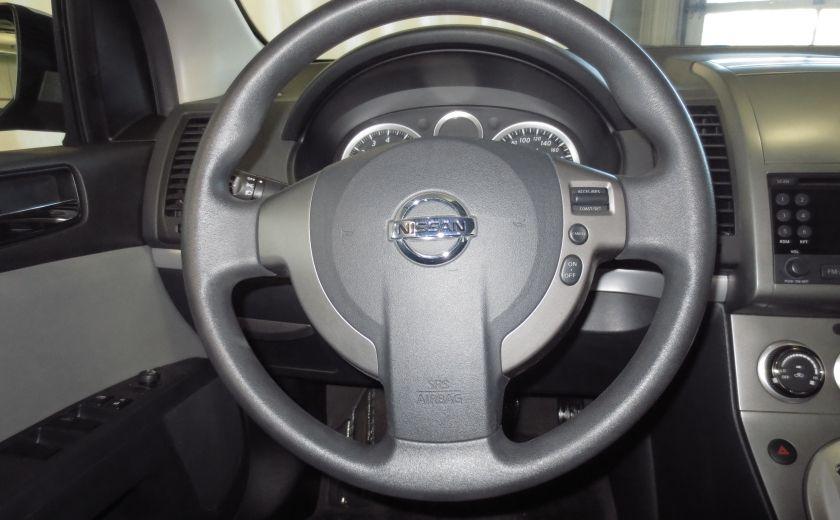 2012 Nissan Sentra 2.0 S AUTO A/C SIEGES CHAUFFANTS #14