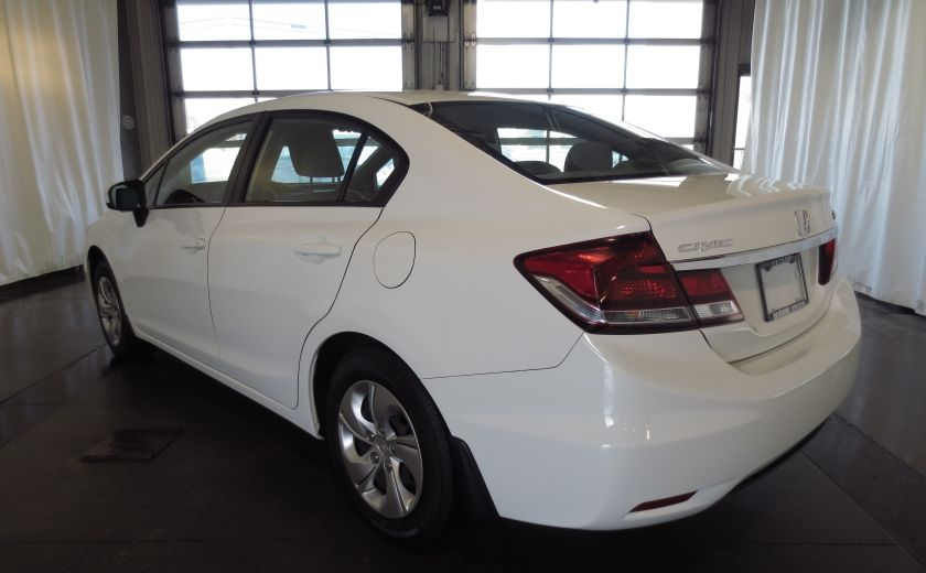 2015 Honda Civic LX A/C AUTO SIEGES CHAUFFANTS #4