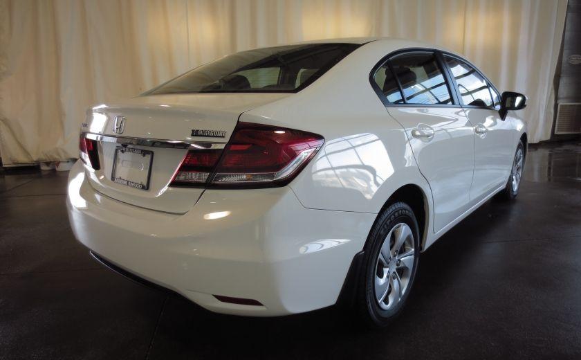 2015 Honda Civic LX A/C AUTO SIEGES CHAUFFANTS #6