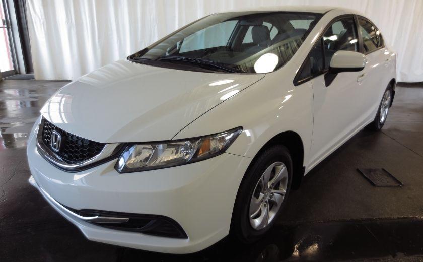 2015 Honda Civic LX A/C AUTO SIEGES CHAUFFANTS #2