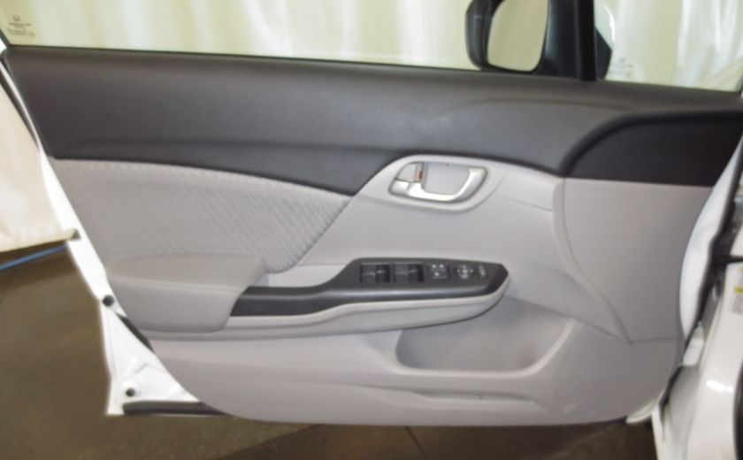 2015 Honda Civic LX A/C AUTO SIEGES CHAUFFANTS #10