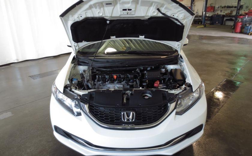 2015 Honda Civic LX A/C AUTO SIEGES CHAUFFANTS #26