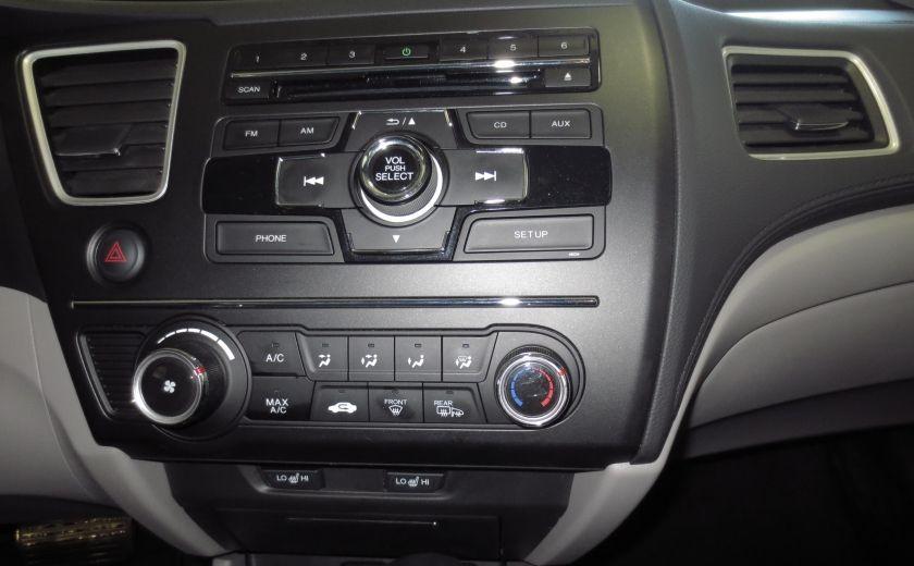 2015 Honda Civic LX A/C AUTO SIEGES CHAUFFANTS #15