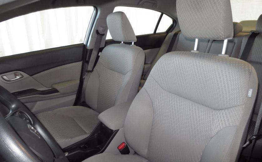2015 Honda Civic LX A/C AUTO SIEGES CHAUFFANTS #17