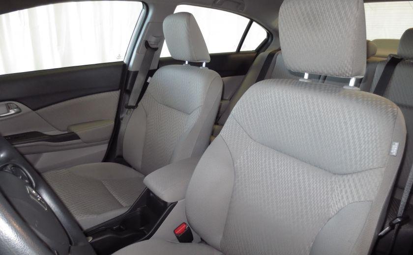 2015 Honda Civic LX A/C AUTO SIEGES CHAUFFANTS #18