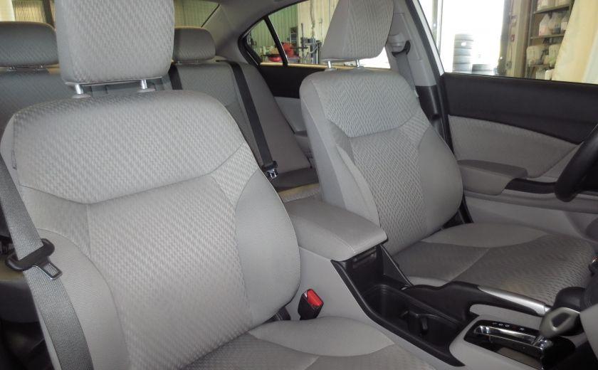2015 Honda Civic LX A/C AUTO SIEGES CHAUFFANTS #25