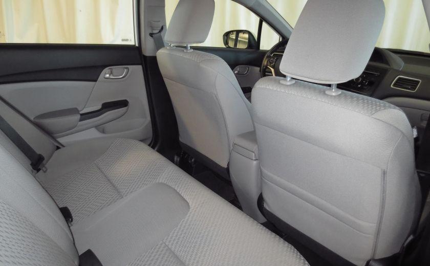 2015 Honda Civic LX A/C AUTO SIEGES CHAUFFANTS #21