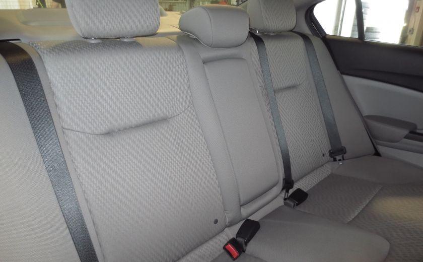 2015 Honda Civic LX A/C AUTO SIEGES CHAUFFANTS #22