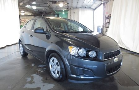 2015 Chevrolet Sonic LT AUTO A/C CAMÉRA BLUETOOTH in New Richmond