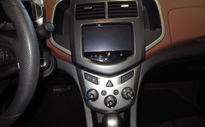 2015 Chevrolet Sonic LT AUTO A/C CAMÉRA BLUETOOTH #15