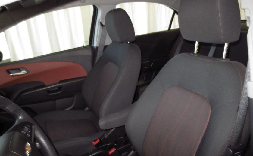 2015 Chevrolet Sonic LT AUTO A/C CAMÉRA BLUETOOTH #9