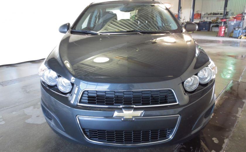 2015 Chevrolet Sonic LT AUTO A/C CAMÉRA BLUETOOTH #1