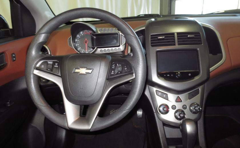2015 Chevrolet Sonic LT AUTO A/C CAMÉRA BLUETOOTH #13