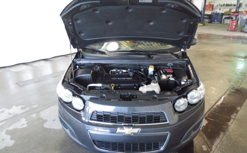 2015 Chevrolet Sonic LT AUTO A/C CAMÉRA BLUETOOTH #24