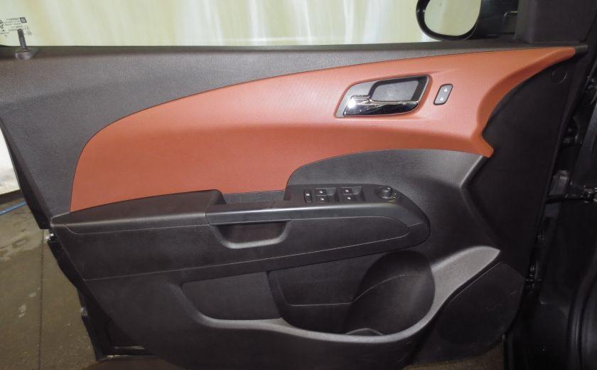 2015 Chevrolet Sonic LT AUTO A/C CAMÉRA BLUETOOTH #10