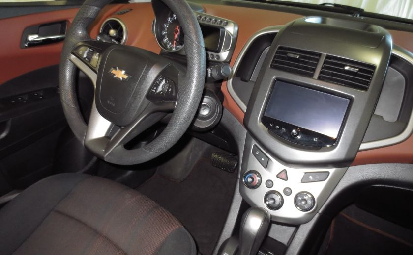 2015 Chevrolet Sonic LT AUTO A/C CAMÉRA BLUETOOTH #22