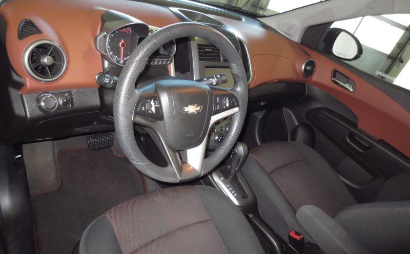 2015 Chevrolet Sonic LT AUTO A/C CAMÉRA BLUETOOTH #8