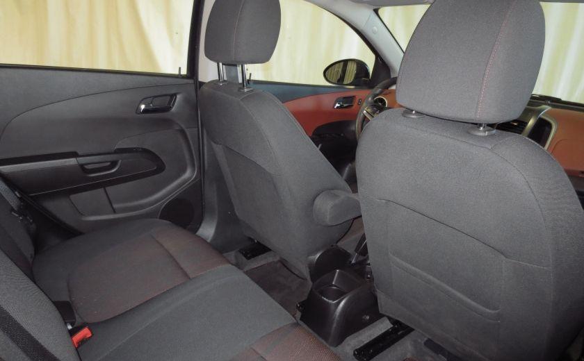 2015 Chevrolet Sonic LT AUTO A/C CAMÉRA BLUETOOTH #19