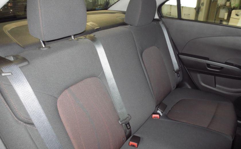 2015 Chevrolet Sonic LT AUTO A/C CAMÉRA BLUETOOTH #20