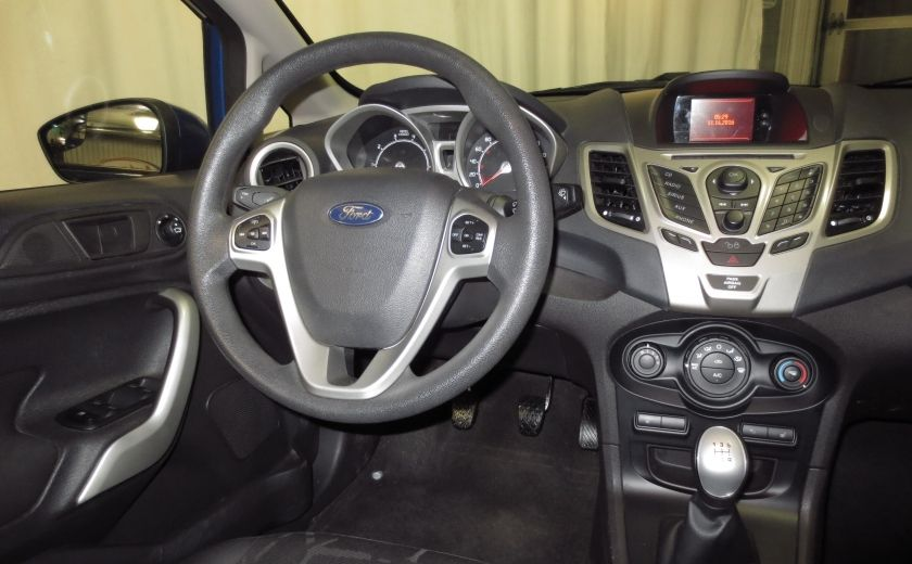 2011 Ford Fiesta SE AC BLUETOOTH SIEGES CHAUFFANTS MAGS CRUISE SYNC #15