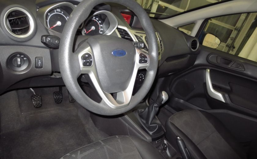 2011 Ford Fiesta SE AC BLUETOOTH SIEGES CHAUFFANTS MAGS CRUISE SYNC #8