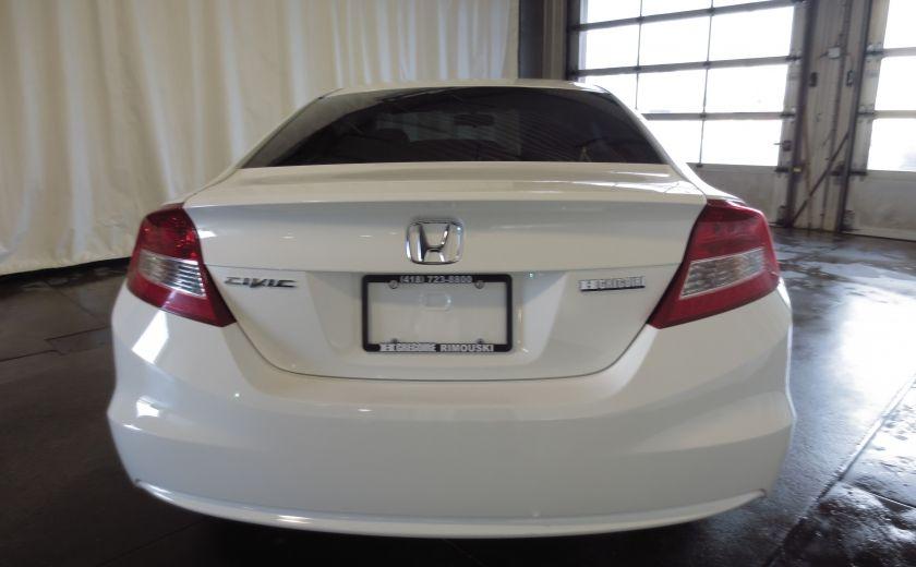 2012 Honda Civic LX AUTO A/C #5