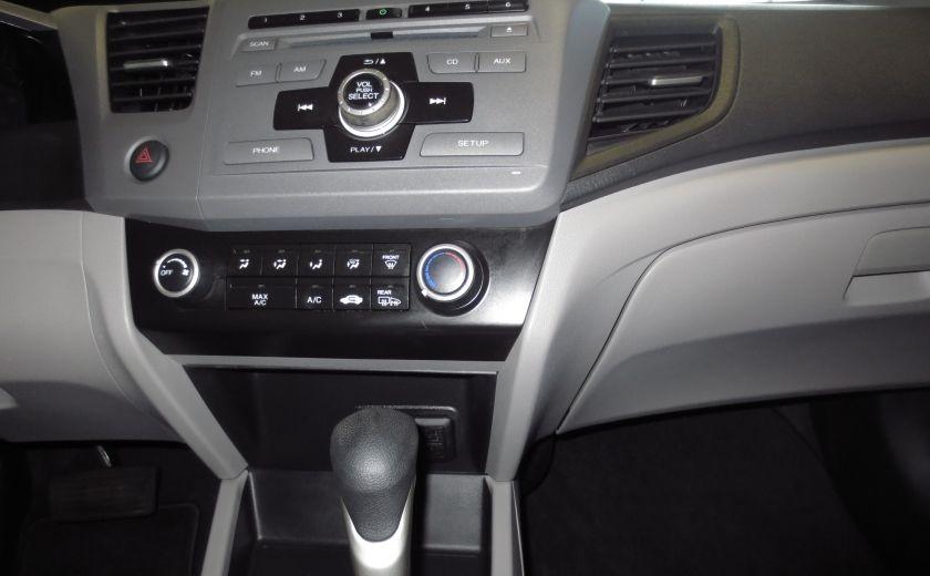 2012 Honda Civic LX AUTO A/C #15