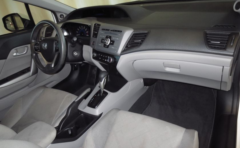 2012 Honda Civic LX AUTO A/C #18
