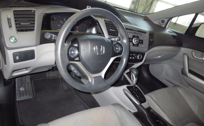 2012 Honda Civic LX AUTO A/C #8