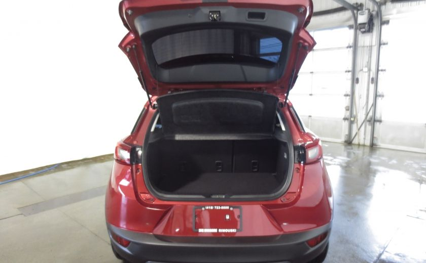 2016 Mazda CX 3 GS AWD AUTO TOIT OUVRANT  NAVIGATION #27