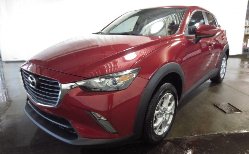 2016 Mazda CX 3 GS AWD AUTO TOIT OUVRANT  NAVIGATION #2