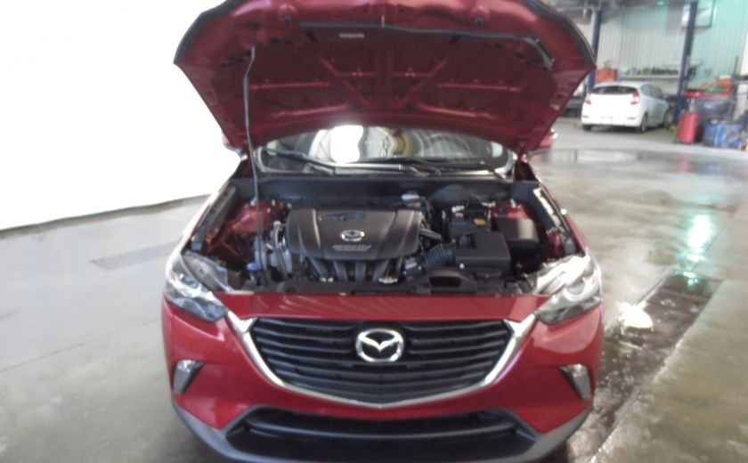 2016 Mazda CX 3 GS AWD AUTO TOIT OUVRANT  NAVIGATION #25