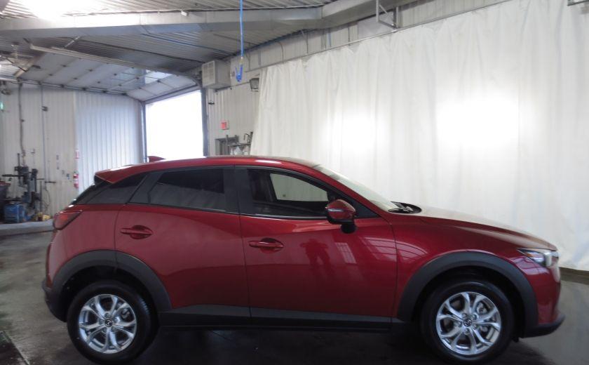 2016 Mazda CX 3 GS AWD AUTO TOIT OUVRANT  NAVIGATION #7