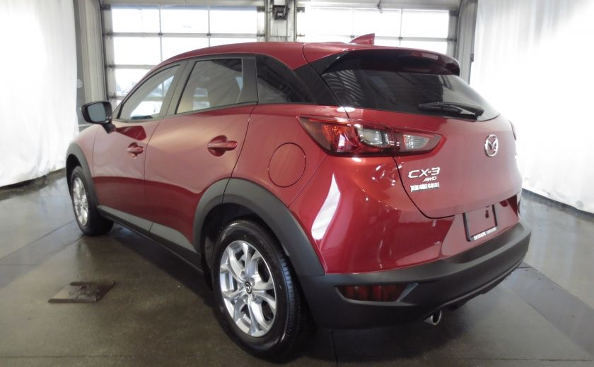 2016 Mazda CX 3 GS AWD AUTO TOIT OUVRANT  NAVIGATION #4