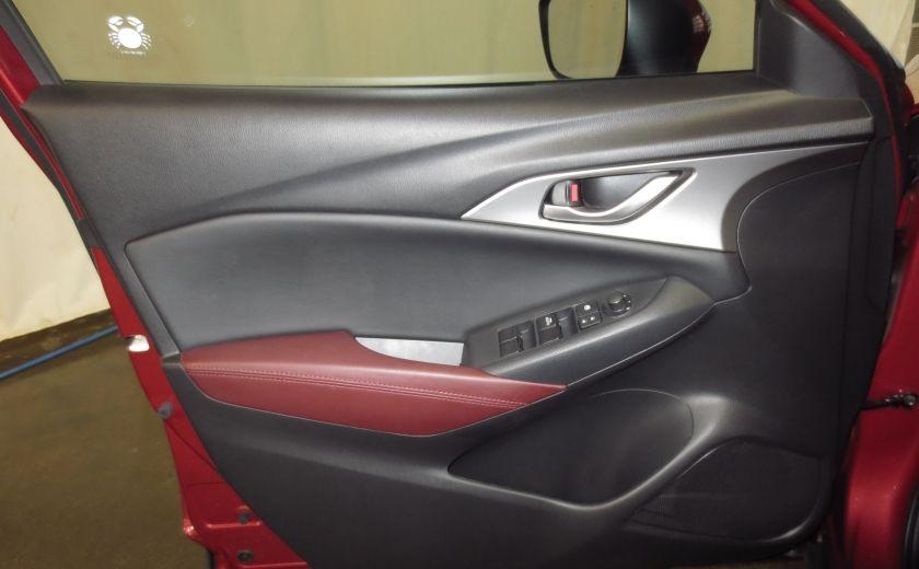 2016 Mazda CX 3 GS AWD AUTO TOIT OUVRANT  NAVIGATION #11