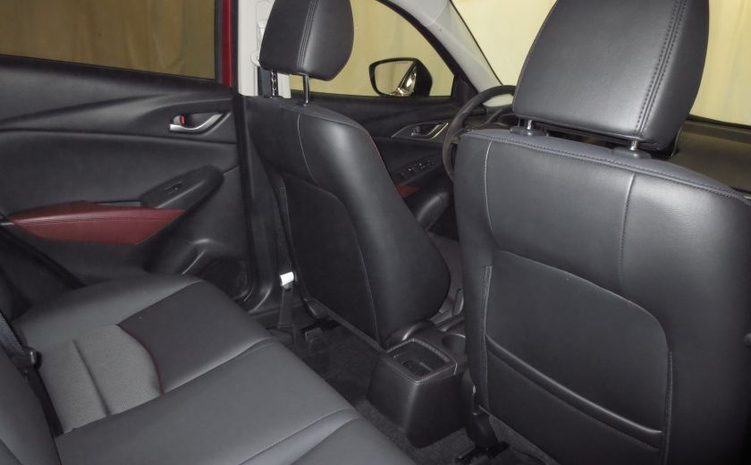 2016 Mazda CX 3 GS AWD AUTO TOIT OUVRANT  NAVIGATION #20