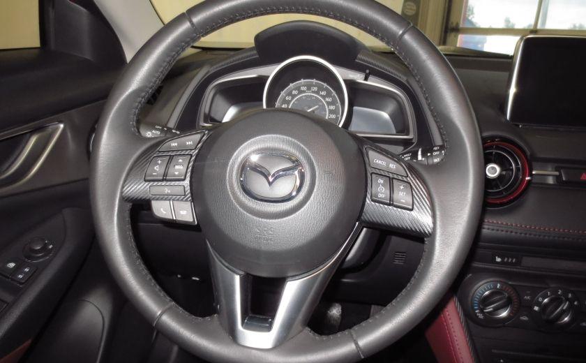 2016 Mazda CX 3 GS AWD AUTO TOIT OUVRANT  NAVIGATION #15