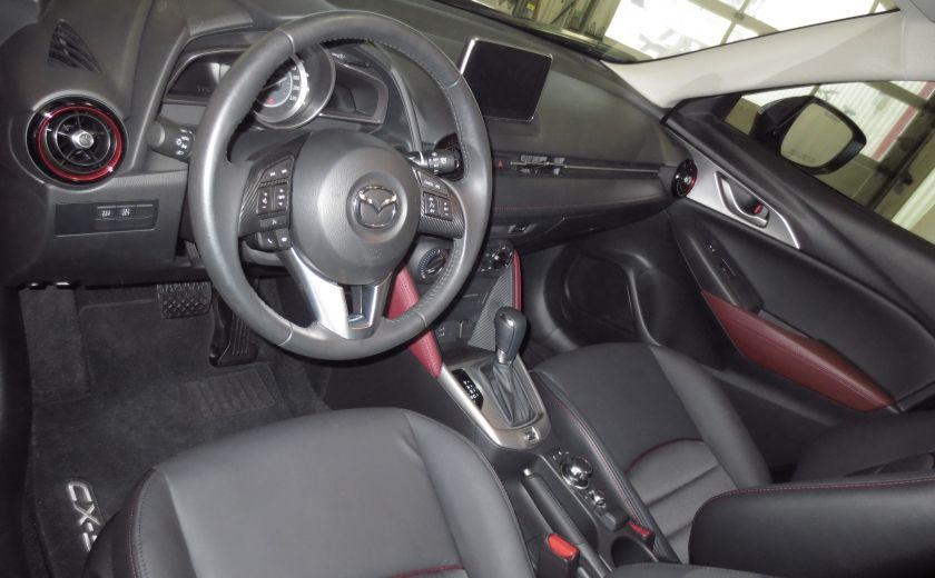 2016 Mazda CX 3 GS AWD AUTO TOIT OUVRANT  NAVIGATION #8