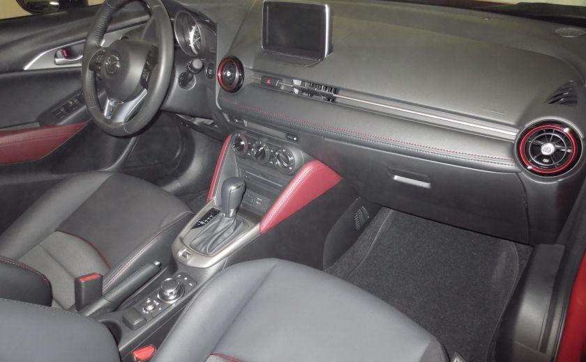 2016 Mazda CX 3 GS AWD AUTO TOIT OUVRANT  NAVIGATION #22