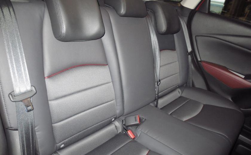 2016 Mazda CX 3 GS AWD AUTO TOIT OUVRANT  NAVIGATION #21
