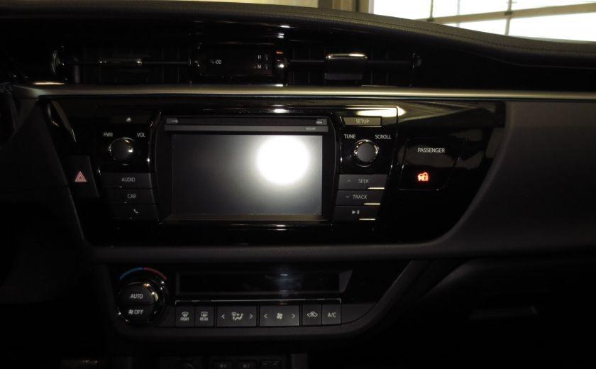 2015 Toyota Corolla S AUTO A/C TOIT OUVRANT  BLUETOOTH CAMÉRA DE RECUL #16