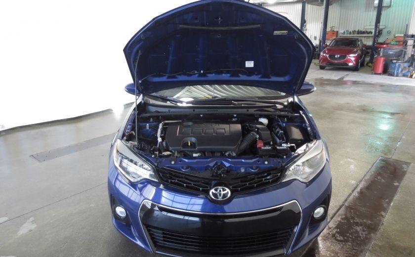 2015 Toyota Corolla S AUTO A/C TOIT OUVRANT  BLUETOOTH CAMÉRA DE RECUL #25