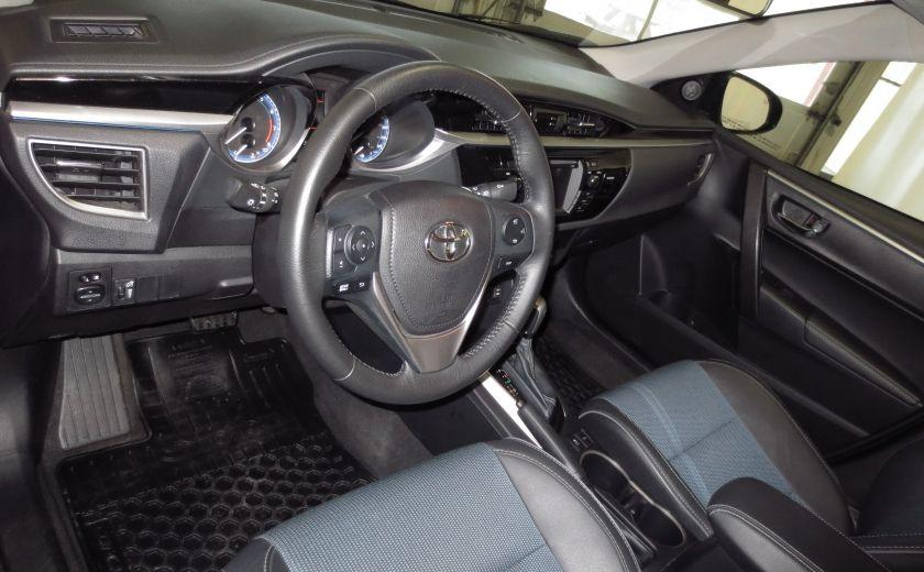2015 Toyota Corolla S AUTO A/C TOIT OUVRANT  BLUETOOTH CAMÉRA DE RECUL #8