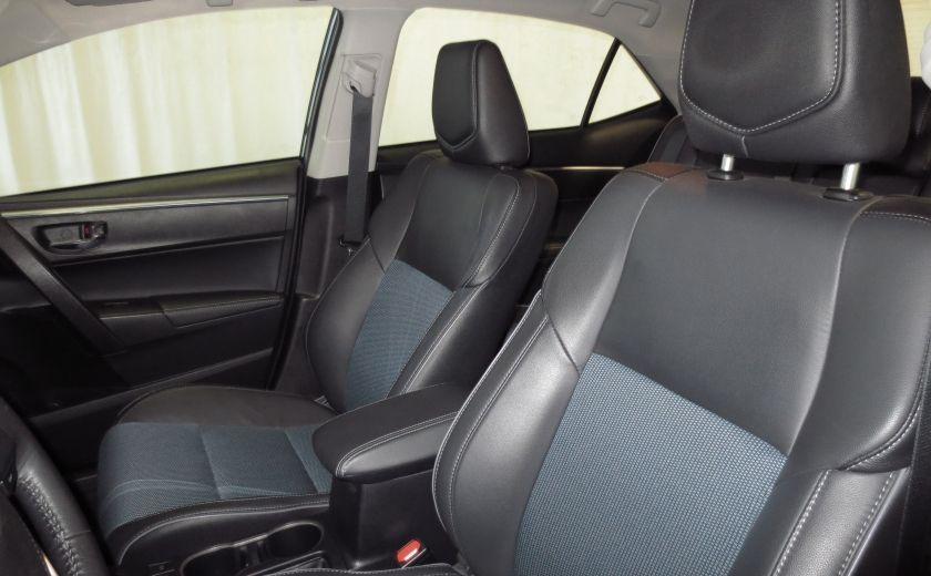 2015 Toyota Corolla S AUTO A/C TOIT OUVRANT  BLUETOOTH CAMÉRA DE RECUL #10