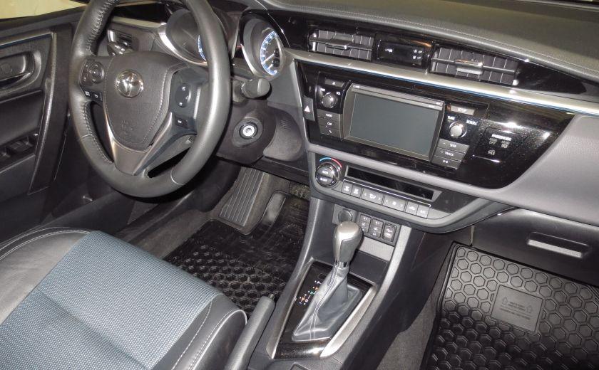 2015 Toyota Corolla S AUTO A/C TOIT OUVRANT  BLUETOOTH CAMÉRA DE RECUL #23