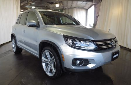 2014 Volkswagen Tiguan R-LINE 4MOTION 2.0T CUIR TOIT in New Richmond